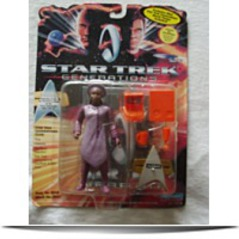 Generations Guinan 4 Inch Action Figure