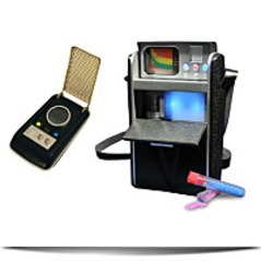 Toys Star Trek Communicator And Geological