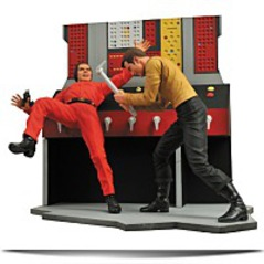 Toys Star Trek Select Kirk Action Figure